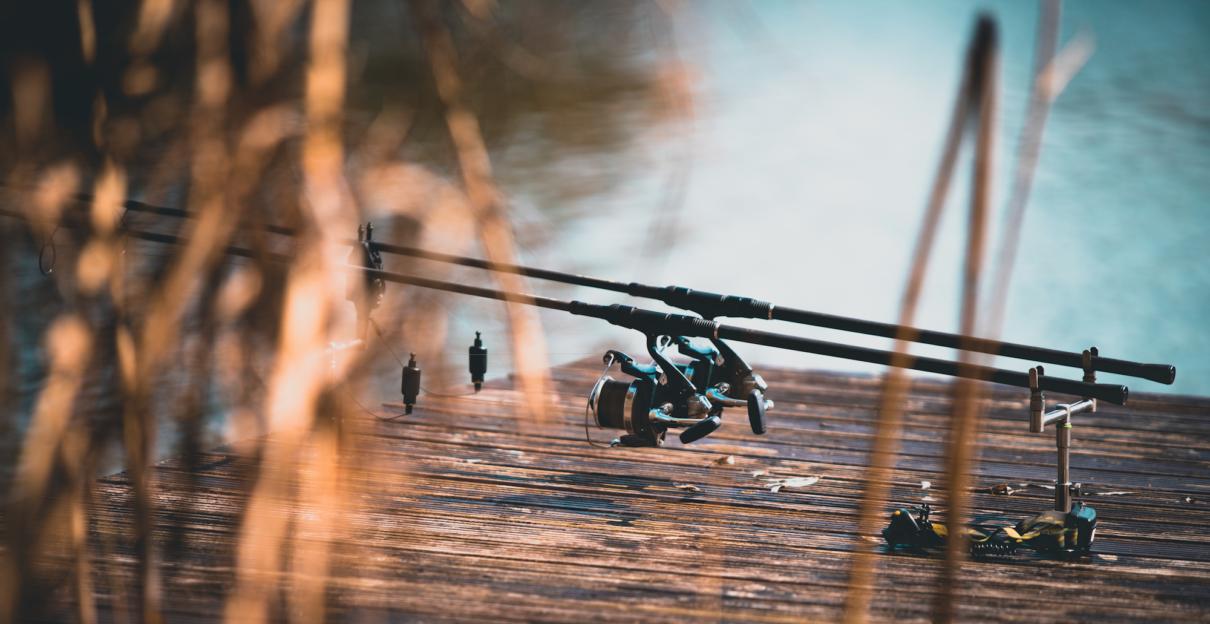 Az év első horgászata.